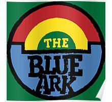 The Blue Ark FM Poster