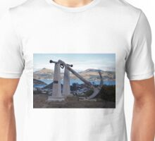 Anchor Monument - Port Chalmers Dunedin, New Zealand Unisex T-Shirt