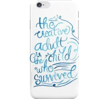The Child Who Survived iPhone Case/Skin