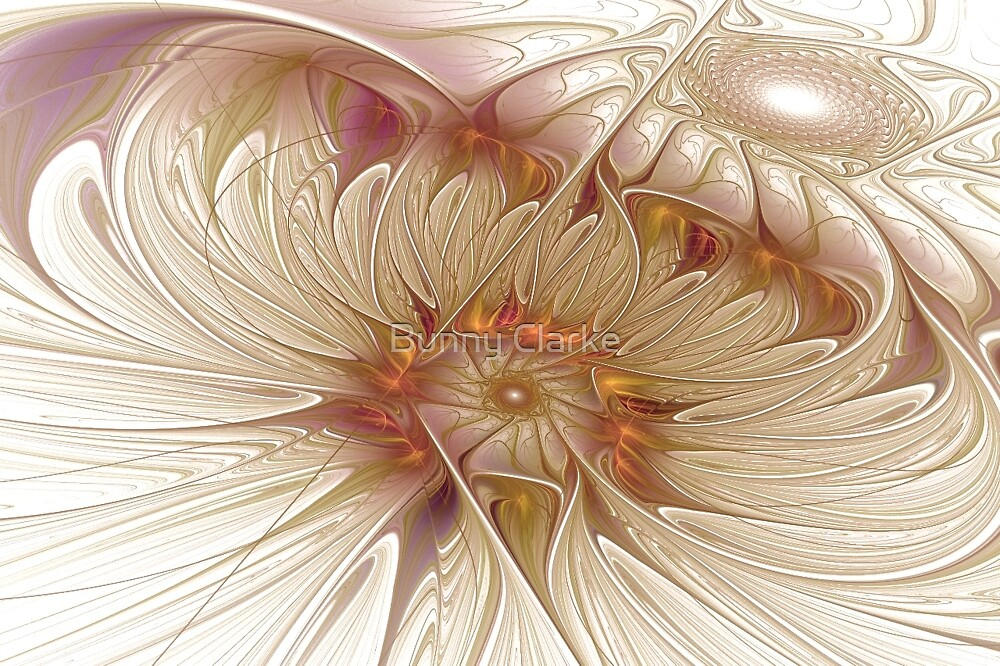 Icy Daisies by Bunny Clarke