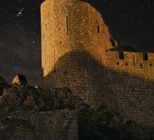 The path of the stars (Le chemin des étoiles) Sticker