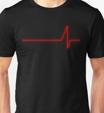 Red Pulse Unisex T-Shirt
