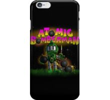 Atomic Bomberman iPhone Case/Skin
