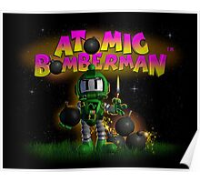 Atomic Bomberman Poster