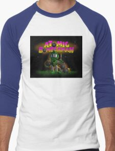 Atomic Bomberman Men's Baseball ¾ T-Shirt