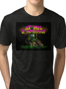 Atomic Bomberman Tri-blend T-Shirt