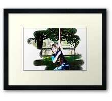 Another Reality Framed Print