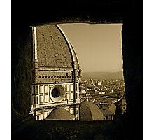Duomo! Photographic Print