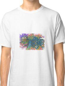 """Pastel Tree"" Classic T-Shirt"