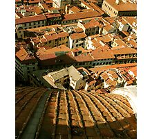 Roof-Tops! Photographic Print