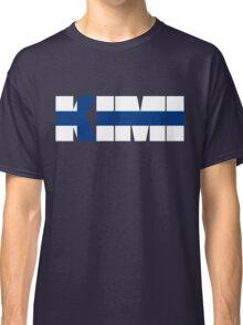 Kimi Raikkonen Classic T-Shirt