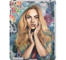 Forces of Nature iPad Case/Skin