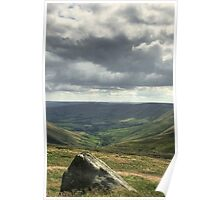 Edale: The Peak District Poster