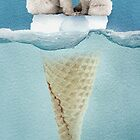 polar ice cream cap 02 by Vin  Zzep