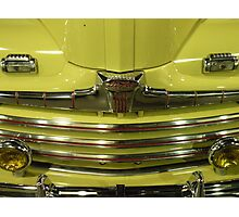 Ford - Mellow Yellow Photographic Print