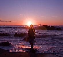 Silhouette  by Jarede Schmetterer