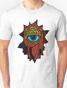 cyborg drawing T-Shirt