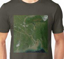 a sprawling Bangladesh landscape Unisex T-Shirt