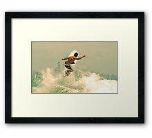IMPACT WILD ONE ! Framed Print