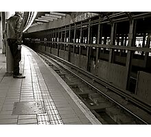 Subway,NYC Photographic Print