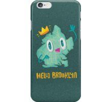 Hello Brooklyn iPhone Case/Skin
