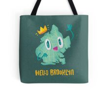 Hello Brooklyn Tote Bag