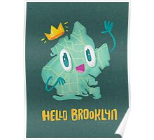 Hello Brooklyn Poster