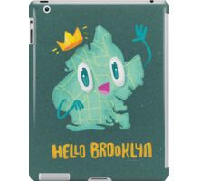 Hello Brooklyn iPad Case/Skin