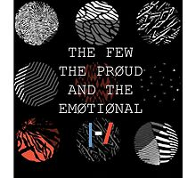 The Few, the Proud, and the Emotional by lindsaygreth