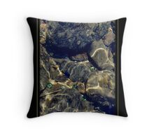 Loosing My Marbles Cover Throw Pillow