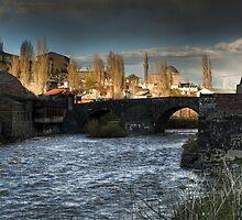 ottoman bridge by Erdj
