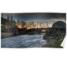 ottoman bridge Poster
