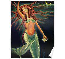 Atlantean Mermaid Poster