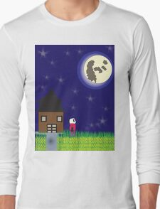 Good Night Panda T-Shirt