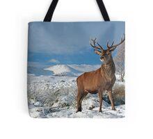 Deer-Stag Tote Bag