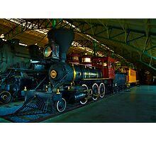 Locomotive 20 Photographic Print
