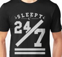Sleepy 24/7 Unisex T-Shirt