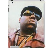 Biggie Smalls Notorious Rapp Autumn Dream Wrap iPad Case/Skin