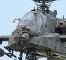 AH-64 Apache Longbow  Sticker