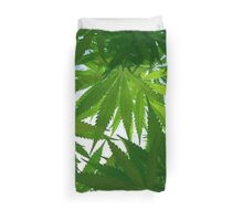 Sleeping Amongst The leaves Duvet Cover