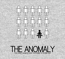 Anomaly01: Why Stand? Unisex T-Shirt
