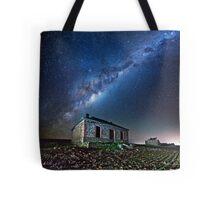 Burra North Ruin and Galaxy Tote bag