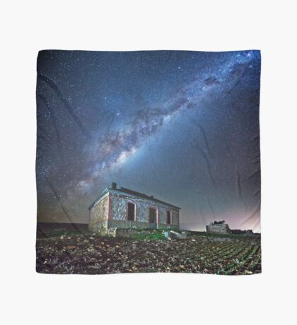 Burra North Ruin and Galaxy Scarf