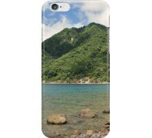 a desolate Dominica landscape iPhone Case/Skin