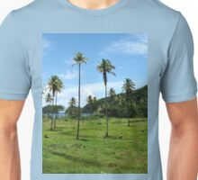a colourful Dominica landscape Unisex T-Shirt