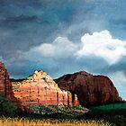 Sedona Storm by Mary Palmer