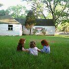 Barn Girls  by JackieJlo2