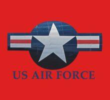 US Air Focre T-Shirt Baby Tee