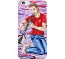 time for some Clarinet cool... iPhone Case/Skin