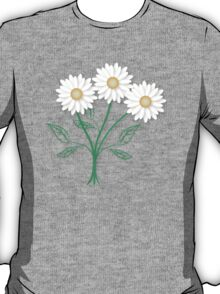 Three daisies T-Shirt